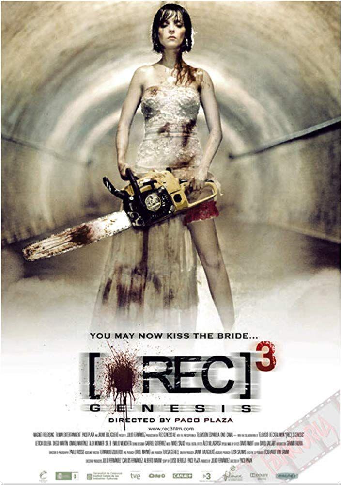 Leticia Dolera In Rec Genesis 2012 Streaming Movies 2012 Movie Horror Movie Posters