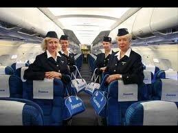Flight attendant dating life
