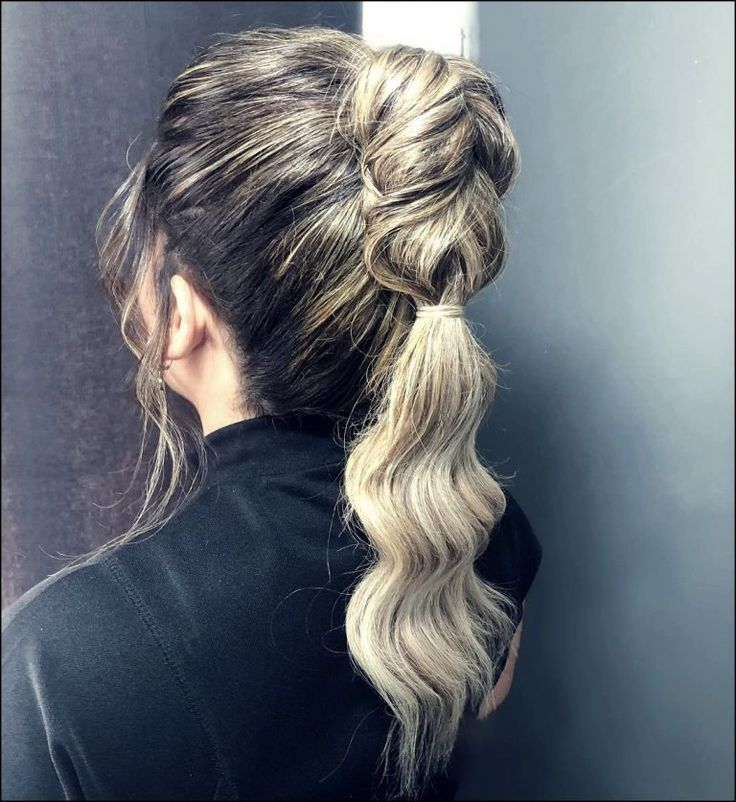 15 class pony hairstyles for women