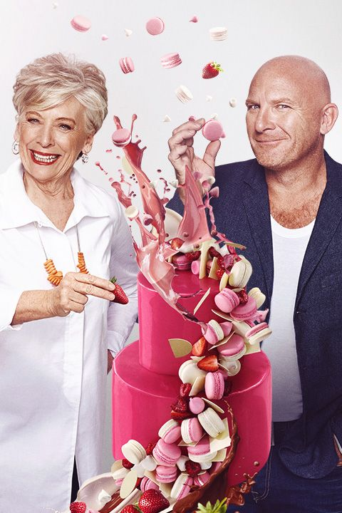 LifeStyle Channels - The Great Australian Bake Off Campaign http://www.lifestyle.com.au/bakeoff/