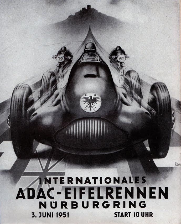 ☞ Internationales ADAC-Eifelrennen Nurburgring