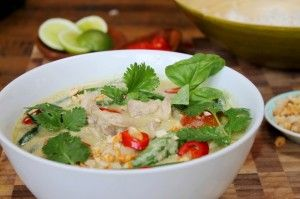 Chelsea Winter's Easy Thai Chicken Green Curry