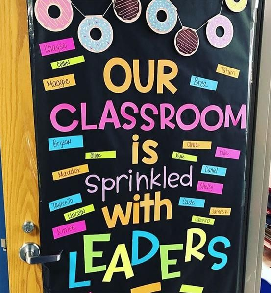 45+ Amazing Classroom Doors To Welcome Your Kids Back To