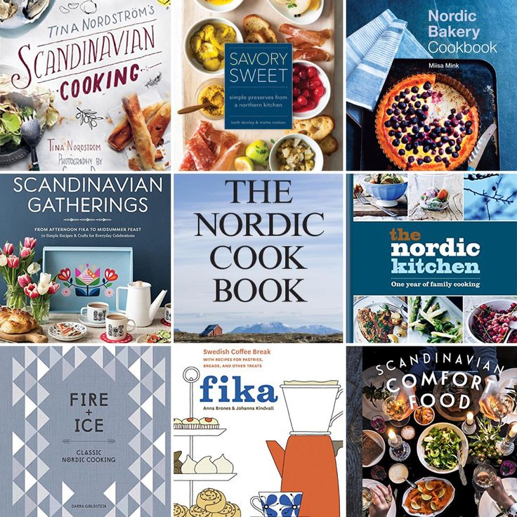 there are SO MANY good Scandinavian cookbooks out right now! I'm obsessed... and it's not just because I'm from Norway... take a look at some of my favorites!