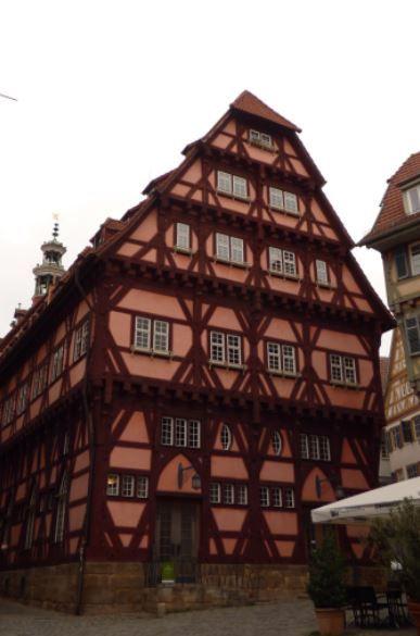Rathaus, Esslingen – Foto: S. Hopp – SuSonne