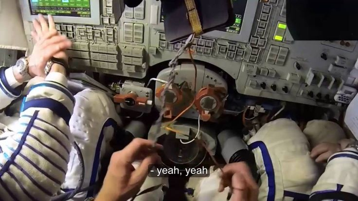 The Moment of Truth: Video of Conversation Between Russian Astronauts Goes Viral