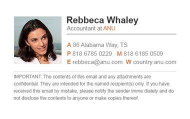 WiseStamp Email Signatures - Create Your Professional Email Signature Templates