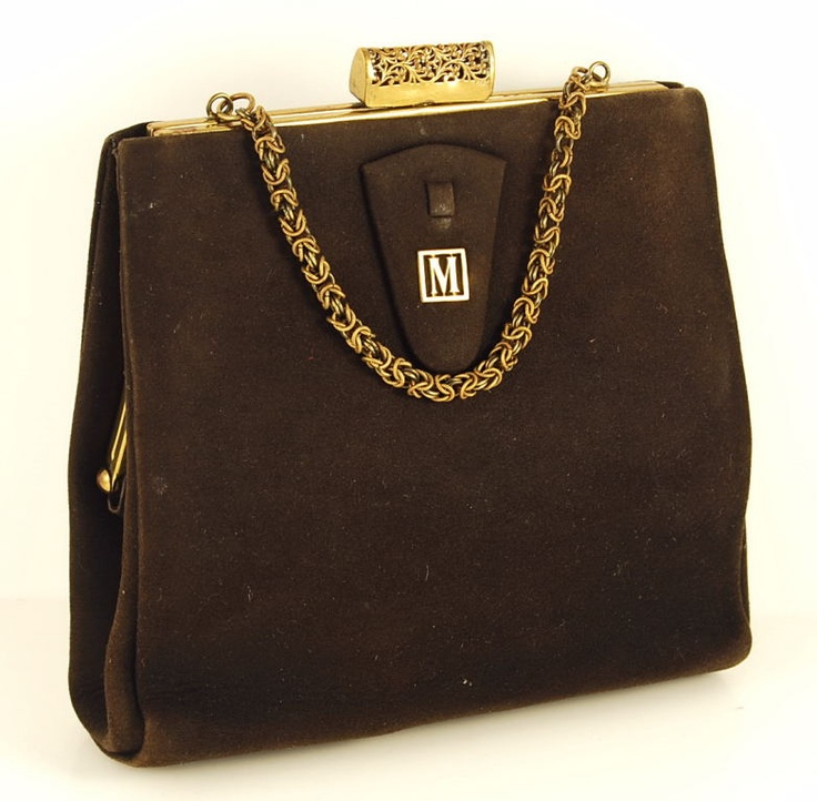 1000 Images About Vintage Handbags Purses Amp Evening Bags