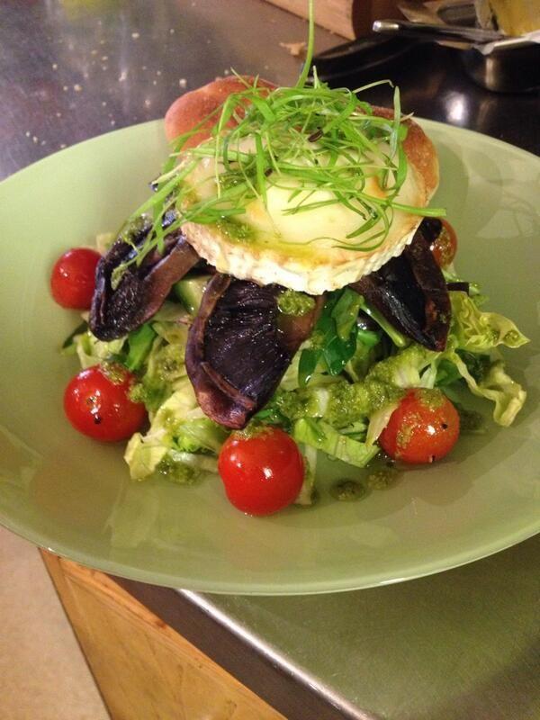 Great choice tasty! @roastkitchen1 More warm salads from the menu