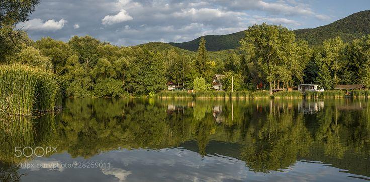 Lak-völgyi tó in Bükki Nemzeti Park by HJB_FDS #Landscapes #Landscapephotography #Nature #Travel #photography #pictureoftheday #photooftheday #photooftheweek #trending #trendingnow #picoftheday #picoftheweek