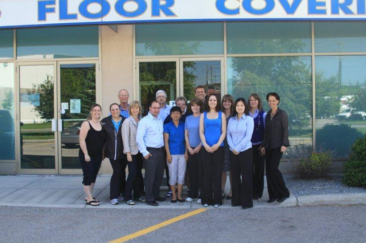 The Team here at Dannburg Floor Coverings, 1050-2600 Portland Street SE, Calgary, T2G 4M6
