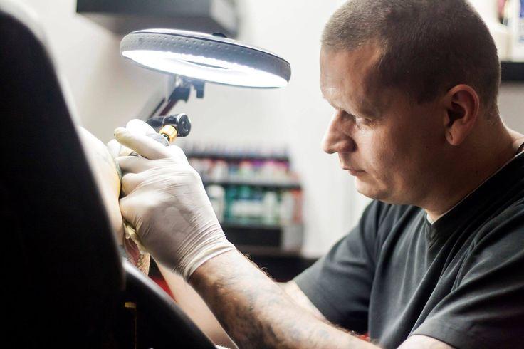 #tattoo #lamagra #lamagratattoo #salon #parlour