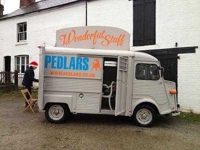 Pedlars Mobile Shop. | Charlie and Caroline's Blog
