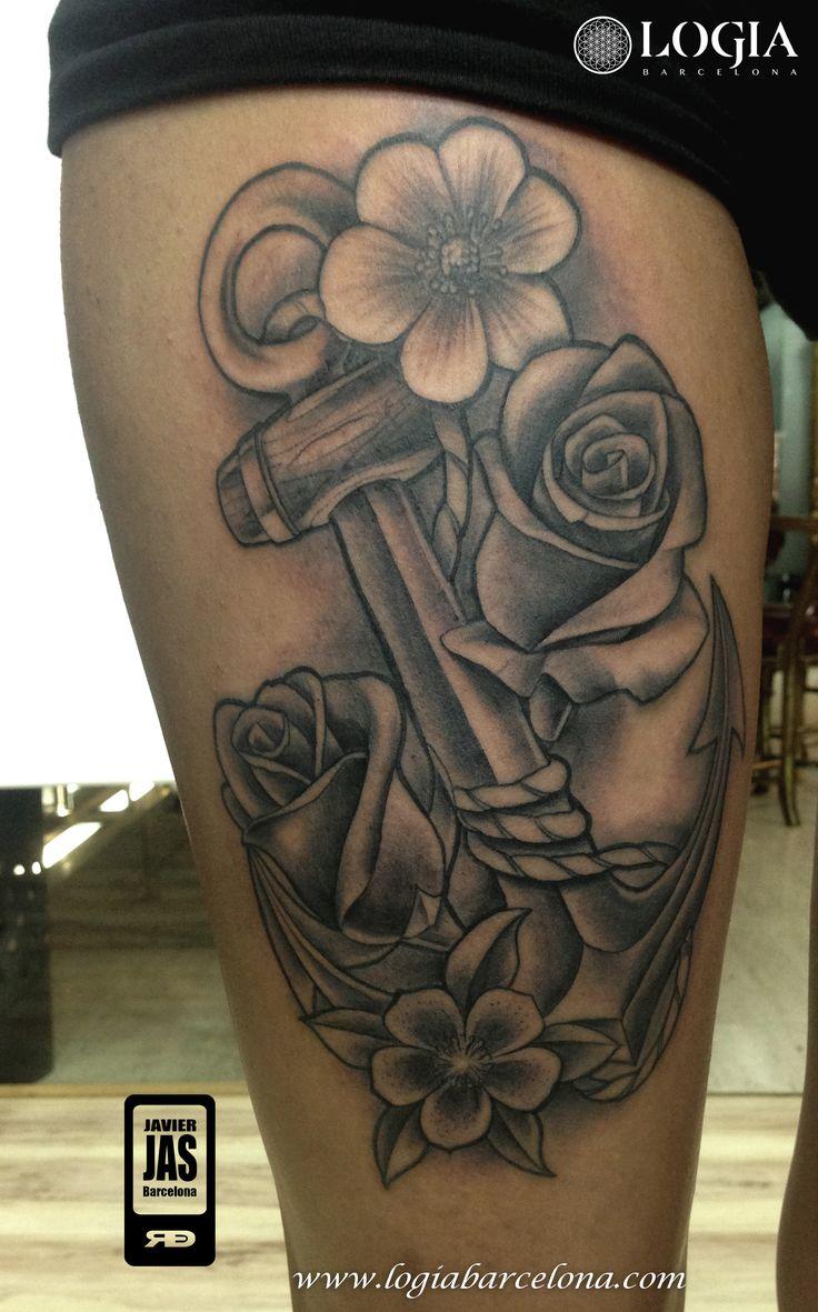Φ Artist JAVIER JAS Φ Info & Citas: (+34) 93 2506168 - Email: Info@logiabarcelona.com www.logiabarcelona.com #logiabarcelona #logiatattoo #tatuajes #tattoo #tattooink #tattoolife #tattoospain #tattooworld #tattoobarcelona #tattoosenbarcelona #ink #arttattoo #artisttattoo #inked #instattoo #inktattoo #tatuagem #tattoocolor #tattooartwork #tattoodotwork #ancla #anchor