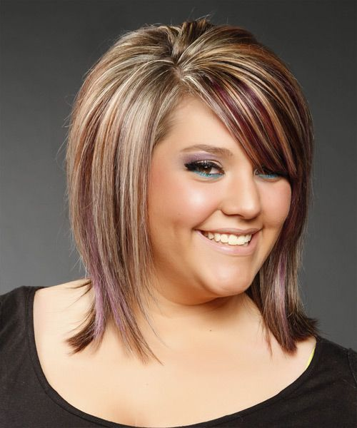 Best 25+ Medium Straight Hairstyles Ideas Only On