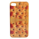 USD $ 2.49 - Biscuit Pattern Fashion Design Hard Case for iPhone 4 and 4S, Free Shipping On All Gadgets!