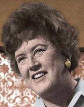 Did you know Julia Child passed away just two days before her birthday in 2004? Find out more facts in her bio on PBS.
