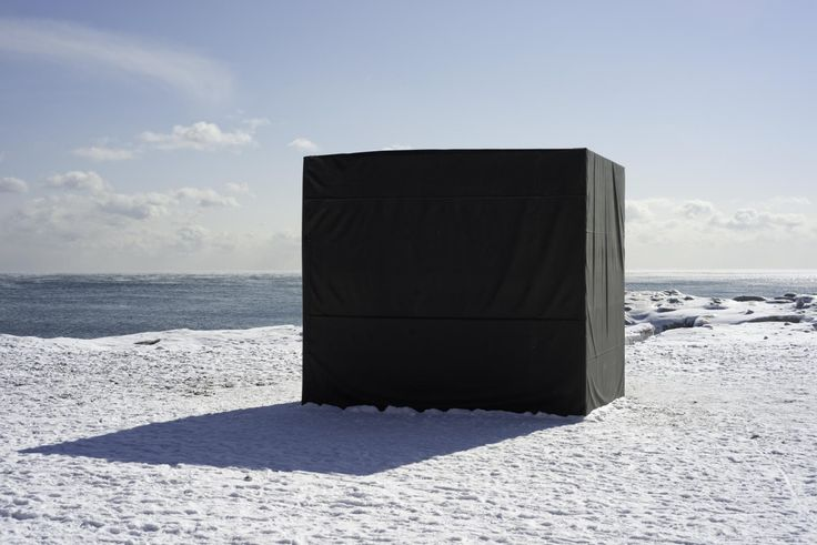 Winter Stations - Toronto's waterfront brought to life with public warming huts by kg&a | Kim Graham & Associates