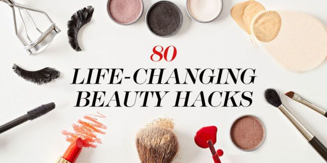 80 Genius Beauty Tricks That'll Change Your Life - GoodHousekeeping.com