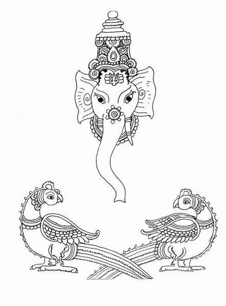 Indian Painting Styles...Kalamkari Paintings (Andhra Pradesh)-figures-1-.jpg