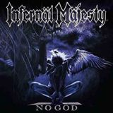 The Metal Crypt - Review of Infernäl Mäjesty - No God