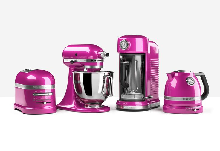 Raspberry Ice has been chosen as the new KitchenAid charity colour, and a…