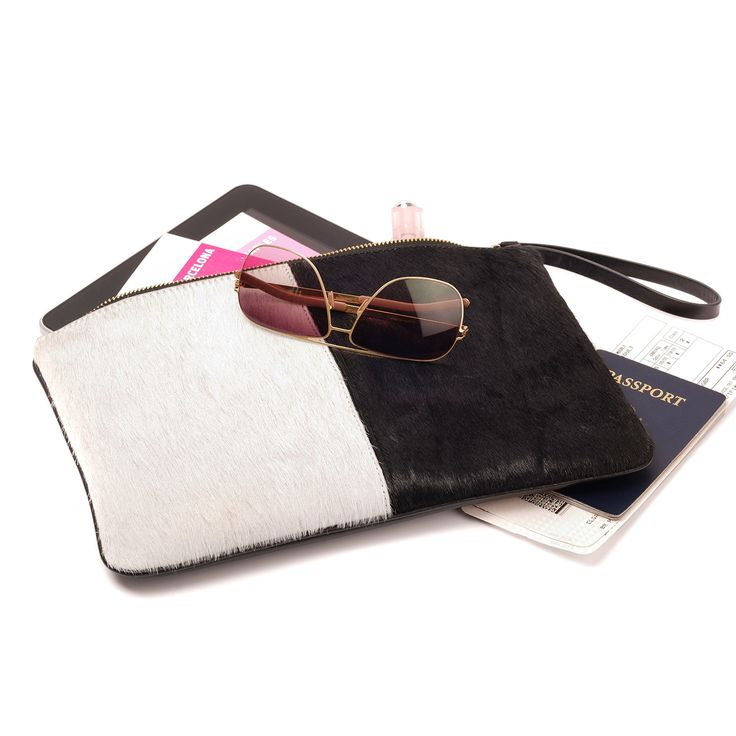 Love Monochrome? Our Travel Clutch Lara is perfect for this Autumn Winter.  www.jauntaccessories.com