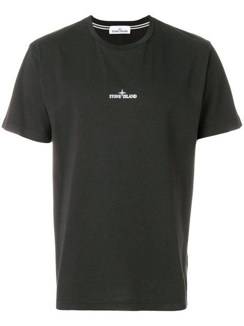 STONE ISLAND branded T-shirt. #stoneisland #cloth #