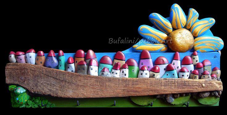 Oltre 25 fantastiche idee su cornici dipinte su pinterest for Cottage molto piccoli