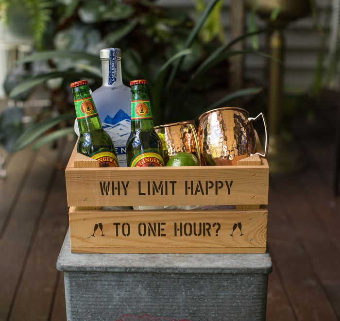 For anyone on your list, our personalized crates make the perfect gift! Enter to win one of our top 5 favorite gift crates this holiday season!