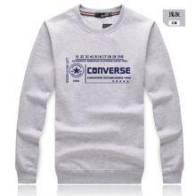 Brand New más el tamaño del espesamiento flojo del suéter del deporte para hombre de la camiseta del o-cuello sudaderas con capucha hombre Casual ropa deportiva. envío gratis(China (Mainland))