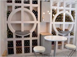 Cave à vin Siporex