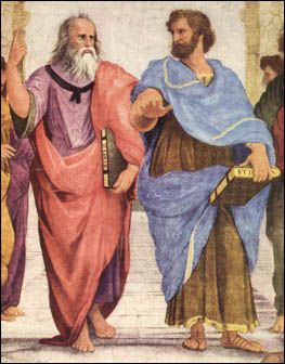 plato and aristotle an analysis Context aristotle was born at a time when greek learning was at its height, and perhaps he himself was the culmination there were important scientists, mathematicians, and thinkers before and after him, but the two greatest intellectuals produced by the greek civilization were plato and aristotle.