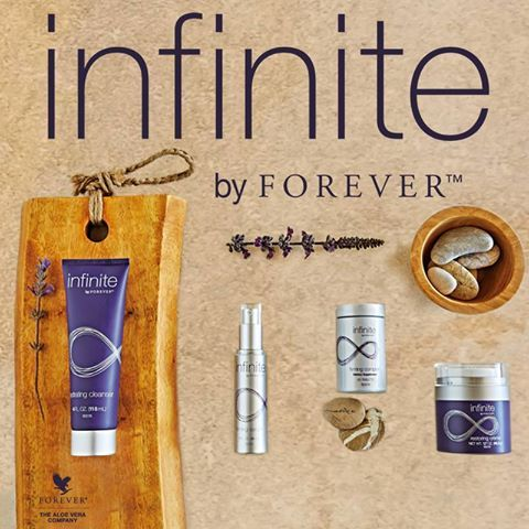 A new way to experience Aloe with the latest advancements in skincare. infinite by Forever™ is the latest advancement in advanced skincare. Using the power of science and nature. this skincare system combines four unique products. https://www.youtube.com/watch?v=legTgdR_eoY&t=1s http://360000339313.fbo.foreverliving.com/page/products/all-products/5-skin-care/553/usa/en Need help? http://istenhozott.flp.com/contact.jsf?language=en Buy it http://istenhozott.flp.com/shop.jsf?language=en