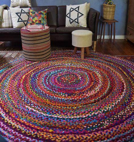 Best 25+ Rag Rugs Ideas On Pinterest