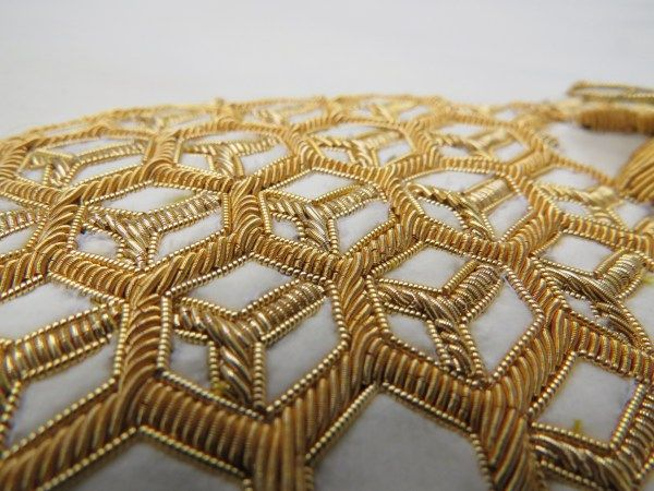 Hand & Lock Goldwork Geometry