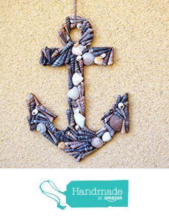 Seashell decor Anchor Rustic decor Nautical decor beach decor beachy decor…