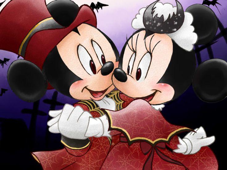 halloween costume 07 by chico 110deviantartcom - Mickey Minnie Halloween