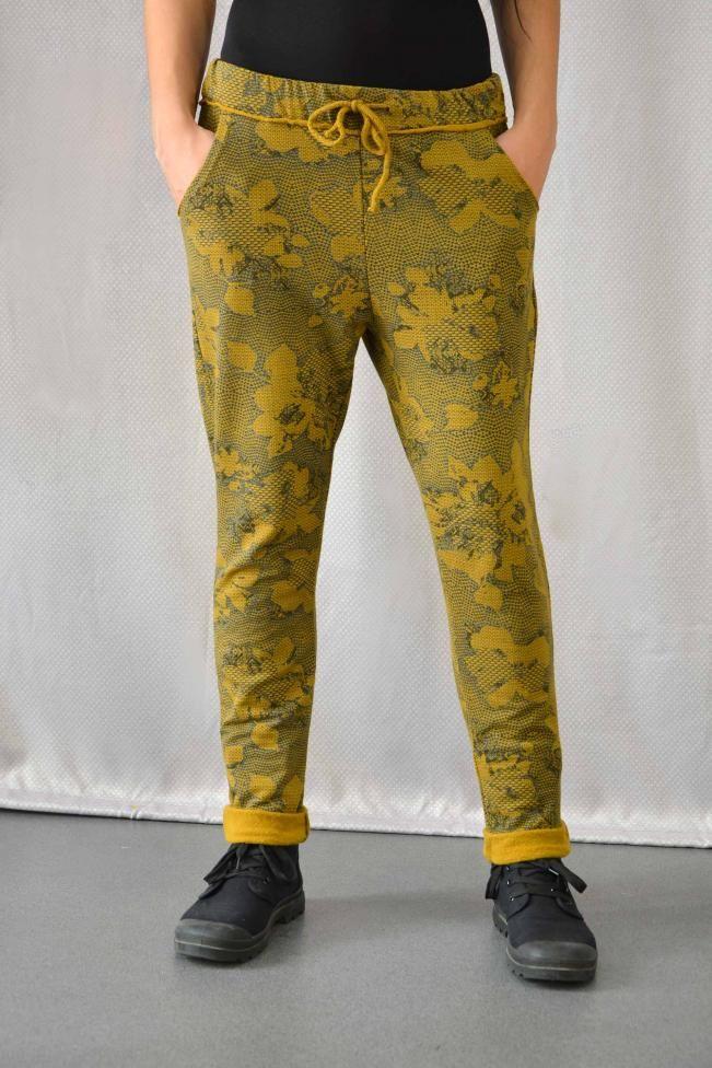 Γυναικείο παντελόνι φούτερ  PANT-5010-mu  Παντελόνια > Παντελόνια
