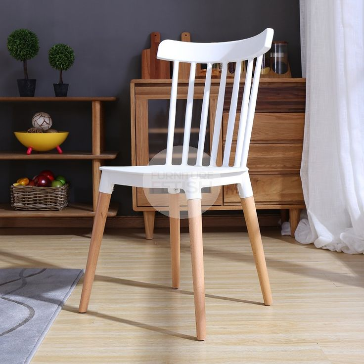 Twist Stackable Dining Chair