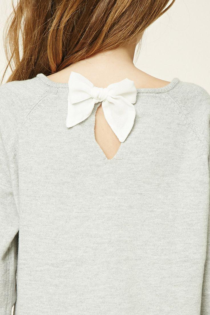 Girls Ruffle Sweater (kids)