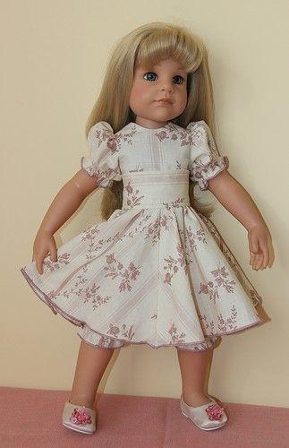 Полулён + / Одежда и обувь для кукол - своими руками и не только / Бэйбики. Куклы фото. Одежда для кукол