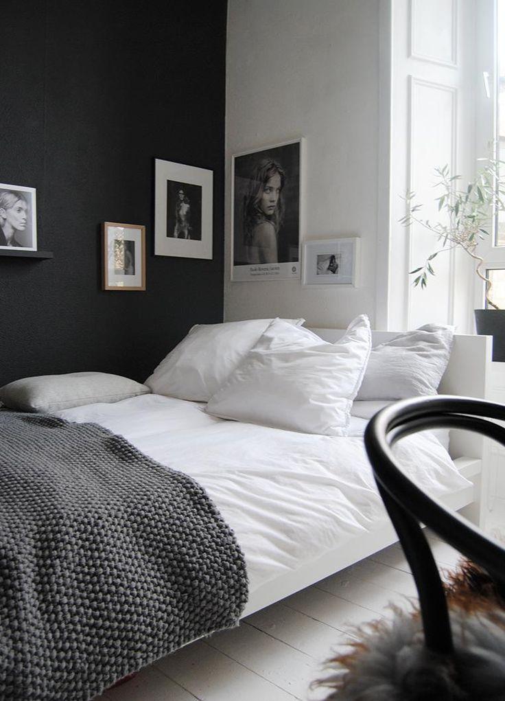 Pintar el Gotele. Estilo nórdico ante paredes con volumen. | Decorar tu casa es facilisimo.com