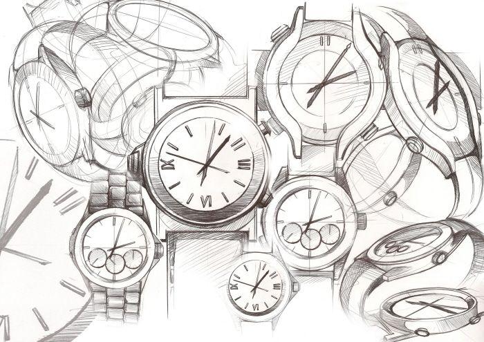 sketchwork by Jamie Bates at Coroflot.com
