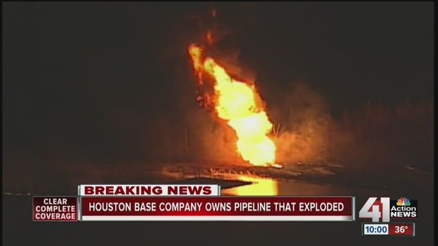 Early Tuesday evening, a gas pipeline ruptured near Kansas City, provoking a large fire. This latest leak further highlights the hazards pipelines present to the environment and public.