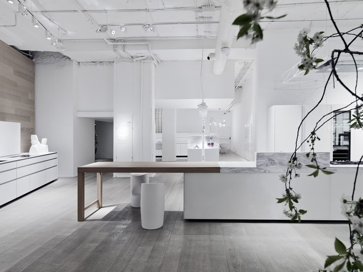 Geniusl Loci #flagship store #milan #showroom #kitchens #cabinets