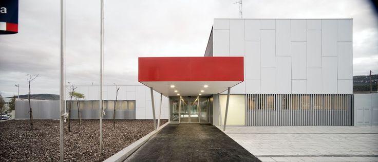 Gallery of Estación de Policía Montblanc / taller 9s arquitectes - 3