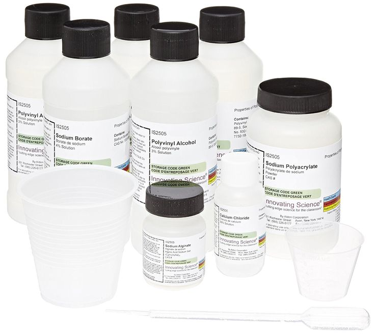Innovating Science - Properties of Polymers Kit