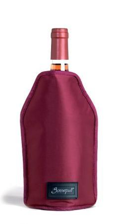 Weinkühler von Screwpull - hält nicht nur kalt, sondern kühlt den #Wein in wenigen Minuten auf Trinktemperatur herunter!