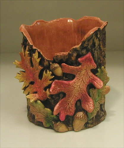 Autumn In The Woods Clay Project Ideas Pinterest Pottery Tutorials And Hands
